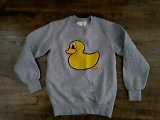 Pancoat Yellow Duck Sweatshirt