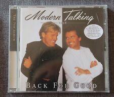 Modern Talking, 1998 - back for good - the 7th album, CD