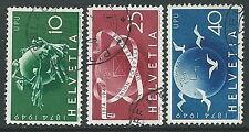 1949 SVIZZERA USATO UPU - G038