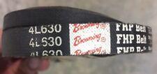 Browning FHP 4L630 BELT; 63.0 OD X 62.0 PITCH