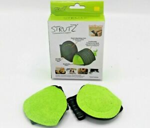 2 Foot Pad Insoles Shock Absorption Pain Relief Cushioned Arch Support Shoe Heel