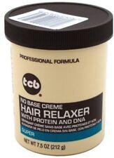 TCB No Base Hair Relaxer Creme, Super 7.5 oz