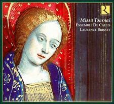 Missa Tournai, New Music