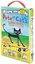 My First I Can Read: Pete the Cat's Super Cool Reading Collection by James...