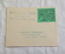 1979 Irish Republic Postal Strike Mail Envelope