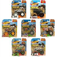 Hot Wheels Monster Trucks 1:64 Collection - Lots to Choose From