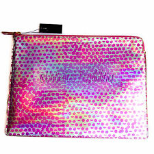 """MARC By MARC JACOBS New Techno Lynne Print 13"""" Zip Case Rose Gold Multi BNWT"""