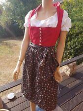 Neues Berwin & Wollf Dirndl in rot Gr. 46 mit Bluse