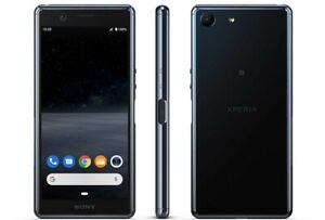SONY XPERIA ACE ANDROID SMARTPHONE sim free BLACK SO-02L JAPAN 64gb