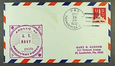 Apollo 17 U.S. Navy Pacific Recovery Force 12-19-1972