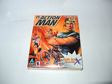 ACTION MAN RAID ON ISLAND X  new factory sealed  pc big box game