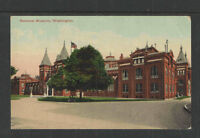 1910s NATIONAL MUSEUM WASHINGTON (DC) POSTCARD Card # 4003