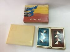 Vintage El-Al Pack of Cards MIB With Original Cover Great Condition 70's
