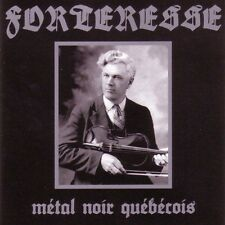 Forteresse - Metal Noir Quebecois CD 2006 black metal Canada