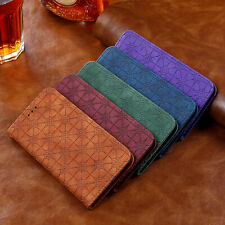For iPhone 12 Pro Max 7 8 Plus 11 PU Leahter Flip Wallet Stand Phone Case Cover