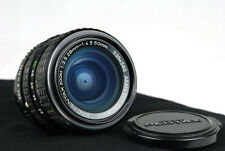 Pentax SMC Zoom  3,5 -4,5 28-50mm Spitzenoptik guter Zustand ( OMD NEX NX A7 )