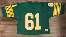 Vintage Champion Green Bay Packers NFL Football Jersey #61 Mens Size Large