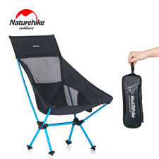 Folding Chair Back-rest Fishing Chair Lightweight Camping Beach Chair for Drawin