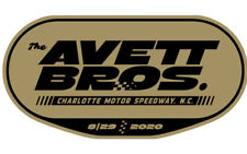 AVETT BROTHERS at the DRIVE-IN LOT 5 Ticket (1) 8/29/20 Charlotte Motor Speedway
