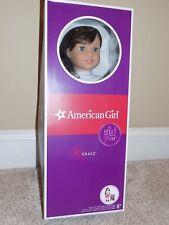 "2015 American Girl Grace Thomas 18"" Doll"