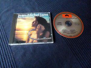 CD Jean-Michel Jarre Musik Aus Zeit Und Raum Disc Made In UK Oxygene Equinoxe