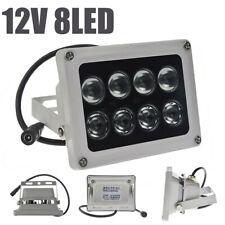 8 LED Light 90 Degree Night Vision IR Infrared Illuminator lamp For CCTV  !