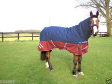 "Black Horse Rugs 5' 9"" Size"