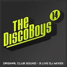 The Disco Boys Vol.14 von The Disco Boys (2014) 3 CD Version