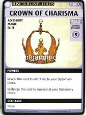 Pathfinder Adventure Card Game - 1x Crown of Charisma - Character Add-On
