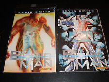 Kevin Smith's Bionic man #3,4   2011