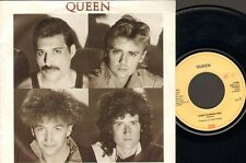 "QUEEN I Want To Break Free SINGLE 7"" Machines EMI 1984 HOLLAND"