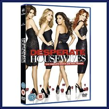 DESPERATE HOUSEWIVES - COMPLETE SERIES 8 - SEASON 8  ***BRAND NEW DVD  ***