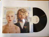 EURYTHMICS - Revenge - 1986 German-pressed UK Vinyl LP