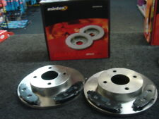 FOR NISSAN MICRA K11 FRONT MINTEX BRAKE DISCS & PADS !NEW!!