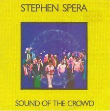 "STEPHEN SPERA  Weird Experimental DIY MINIMAL SYNTH 7"""