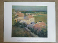 """Lot of 4 National Gallery of Art 11"""" x 14"""" Color Prints - Washington DC Gallery"""
