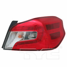FITS FOR SUBARU WRX 2015 2016 2017 2018 2019 REAR TAIL LAMP RIGHT PASSENGER