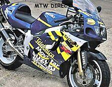 R&G Racing PAIR CRASH PROTECTORS  FIT Suzuki GSXR600 GSXR750 SRAD 1996-2000