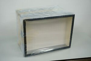 MCRT Micro CleanRoom Technology H13 HEPA Filter 350-480-292mm Fume Hood Cabinet