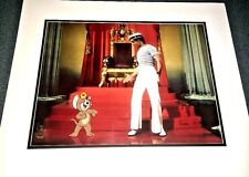 Hanna Barbera Gene Kelly Signed Tom and Jerry Cel Anchors Aweigh Artist Proof 1