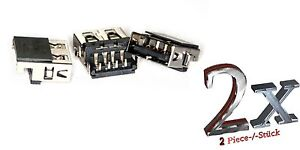 Lenovo G470 G570 G475 Z460 E325  2.0 USB Jack port buchse connector Interface 2x