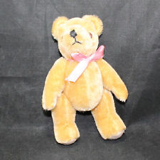 "6"" Merrythought Golden Hair Jointed Teddy Bear Made in England"