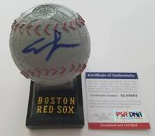George Lucas Signed Fenway Park Death Star Wars Baseball Legend Director PSA/DNA