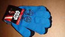 NWT Star Wars Group Shot Gloves - Boys 8-20 TWO PACK  (S-M)