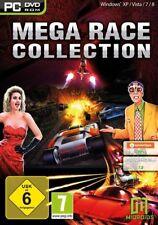 Mega Race Compilation PC - Alle 3 Teile der Serie! Game Spiel
