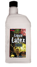 HALLOWEEN HORROR MAKE UP ACCESSORY #LIQUID LATEX BOTTLE FANCY DRESS