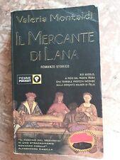 V. MONTALDI - IL MERCANTE DI LANA - PIEMME POCKET - 2001