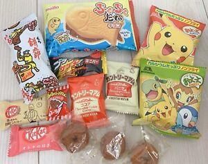 DAGASHI petit set COUNTRY MA'AM KitKat Pukupukutai UMAIBOU Japanese snack box