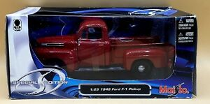 Maisto Special Edition 1948 Ford F-1 Pickup 1:25  533307