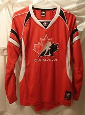 Canada National Hockey Team Jersey Youth Size XL